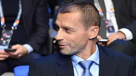 """رئيس """"اليويفا"""" منذهل لحسن تنظيم مونديال روسيا"""