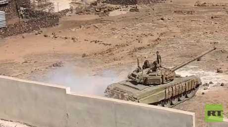 الجيش السوري يواصل انتشاره في درعا