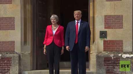 اتفاق أمريكي بريطاني على مواجهة إيران