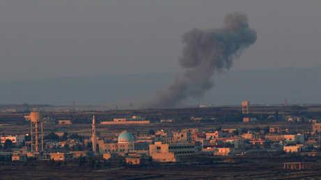القنيطرة، سوريا