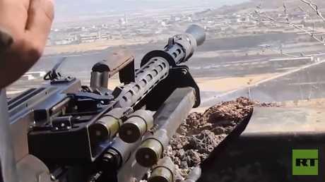 الجيش السوري يتقدم في ريف درعا