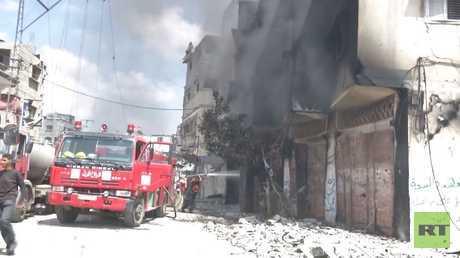 غزة.. قلق من احتمال اندلاع حرب مع إسرائيل