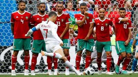 رونالدو يثني على لاعب مغربي