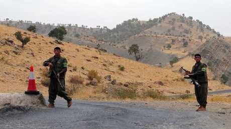 الجناح المسلح لحزب العمال الكردستاني