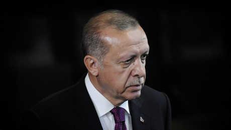 الرئيس التركيا رجب طيب أردوغان