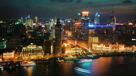 مدينة صينية - صورة أرشيفية