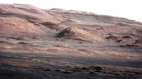 ناسا تحرق أدلة عن وجود حياة غريبة على المريخ!
