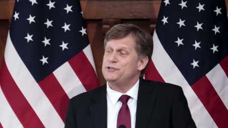 السفير الأمريكي الأسبق لدى موسكو، مايكل ماكفول