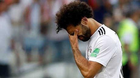 لاعب كرة القدم الدولي المصري محمد صلاح