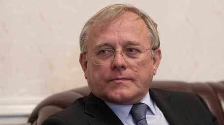 السفير الروسي لدى كوريا الشمالية، ألكسندر ماتسيغورا
