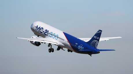 طائرة ركاب روسية من طراز