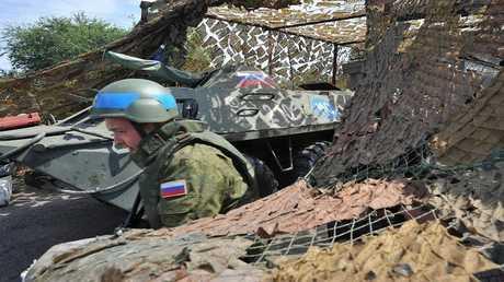 قوات روسية في ترانسدنيستريا