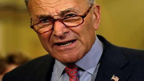 زعيم الديمقراطيين في مجلس الشيوخ الأمريكي تشاك شومر