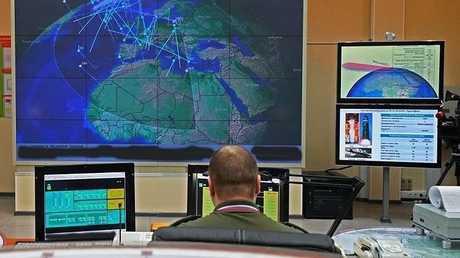 مركز رصد ومراقبة للوضع الفضائي والجوي - ارشيف