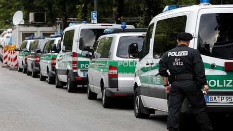 قوات الأمن الألمانية - أرشيف