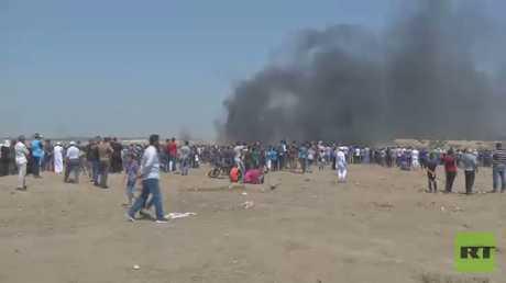 مقتل 4 فلسطينيين بقصف إسرائيلي في القطاع