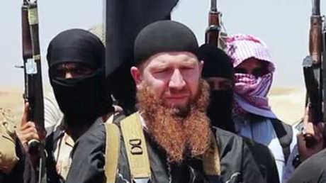 أبو عمر الشيشاني.. صورة أرشيفية