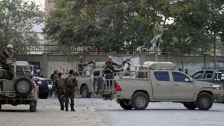 الأمن الأفغاني - أرشيف