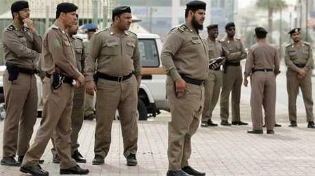 أفراد الشرطة في السعودية - أرشيف
