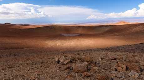 صحراء أتاكاما في تشيلي