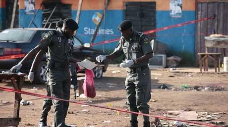أحد التفجيرات الانتحارية في نيجيريا - أرشيف