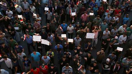 احتجاجات في العراق على تردي الخدمات والبطالة