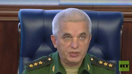 رئيس الهيئة الروسية المشتركة المعنية بعودة اللاجيئين السوريين ميخائيل ميزينتشيف
