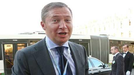 العضو السابق في مجلس الاتحاد الروسي دميتري كريفيتسكي