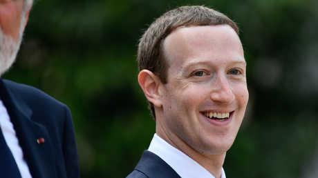 مؤسس فيسبوك مارك زوكربيرغ، أرشيف