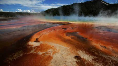 نظرية جديدة تفسر قوة بركان يلوستون الهائل