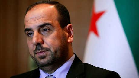 رئيس هيئة التفاوض التابعة للمعارضة السورية نصر الحريري