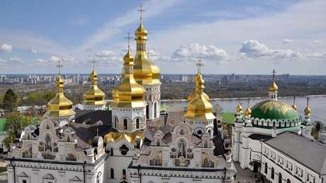 دير الكهوف في كييف