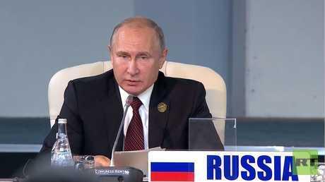 بوتين: جاهز للقاء ترامب بموسكو أو واشنطن