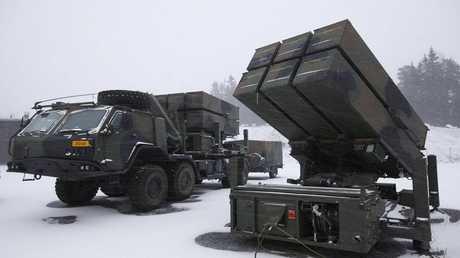 نظام الدفاع الجوي الأمريكي NASAMS-II