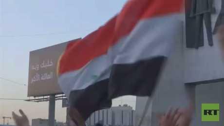 العبادي يقيل وزير الكهرباء بعد احتجاجات