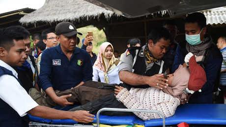 جزيرة لومبوك، إندونيسيا