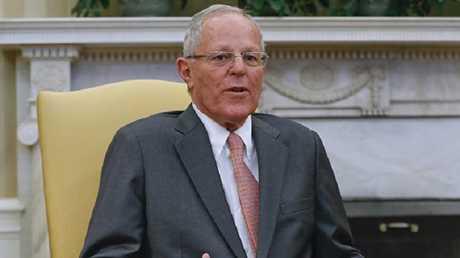 الرئيس السابق للبيرو المحظور عليه السفر للخارج