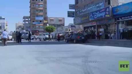 الأوضاع الميدانية والمعيشية بشمال سيناء