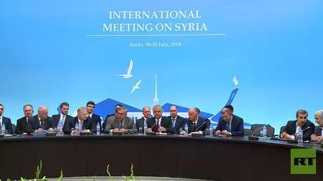 موسكو تدعو لحل مشكلة تواجد النصرة بإدلب