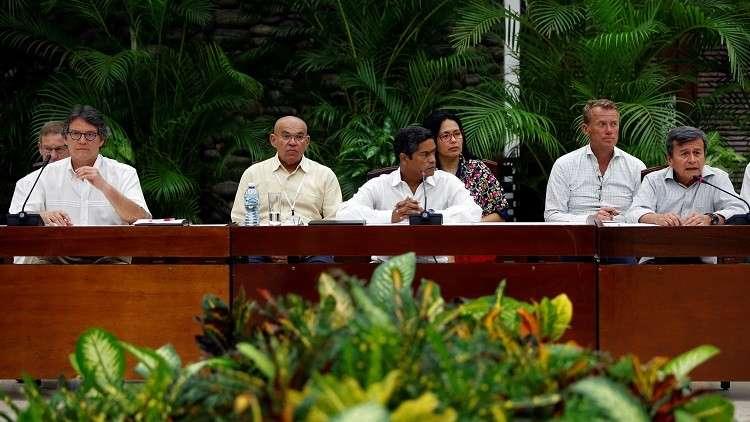 فشل مفاوضات وقف إطلاق النار بين الحكومة الكولومبية وجماعة متمردة