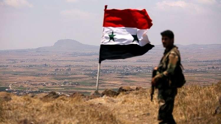 موسكو: جنوب غرب سوريا خال من الإرهاب وشرطتنا العسكرية في الجولان