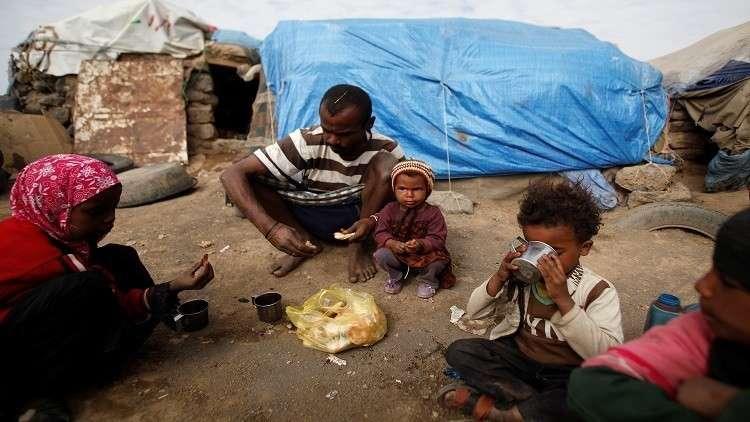 ملايين اليمنيين يأكلون وجبة واحدة كل يومين!