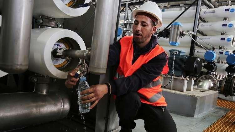 الاتحاد الأوروبي يشغل حقل طاقة شمسية في غزة