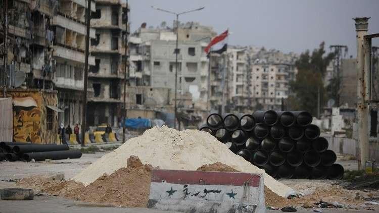 قتلى وجرحى بقصف المسلحين أحياء سكنية في حلب