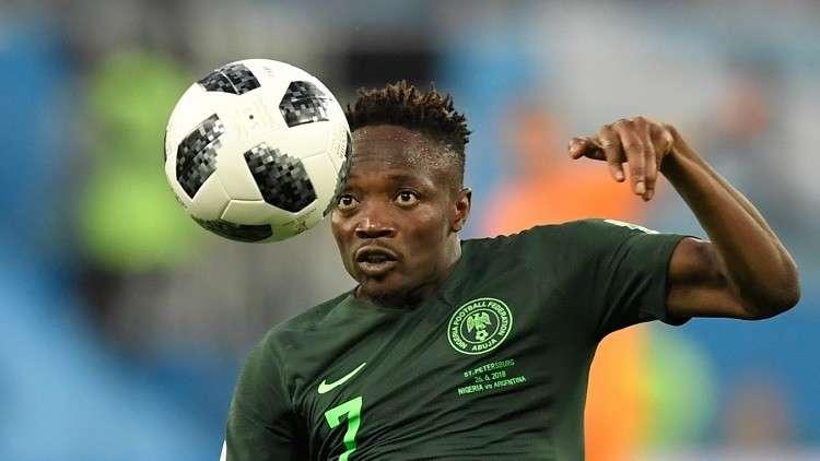 النيجيري موسى ينضم إلى النصر السعودي قادما من ليستر الإنجليزي
