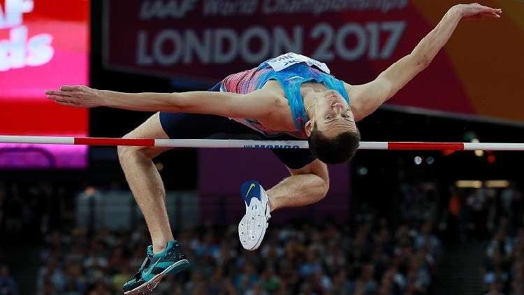 الاتحاد الدولي لألعاب القوى يوقف الروسي ليسينكو