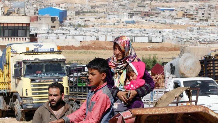 الدفاع الروسية: دمشق مستعدة لتسهيل عودة اللاجئين