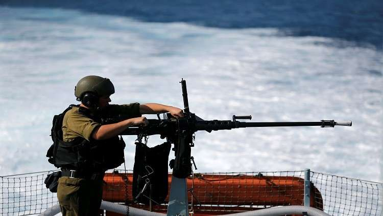 إسرائيل تعترض سفينة
