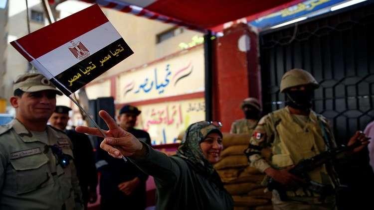 الجيش المصري يصفي 52 إرهابيا بعرباتهم