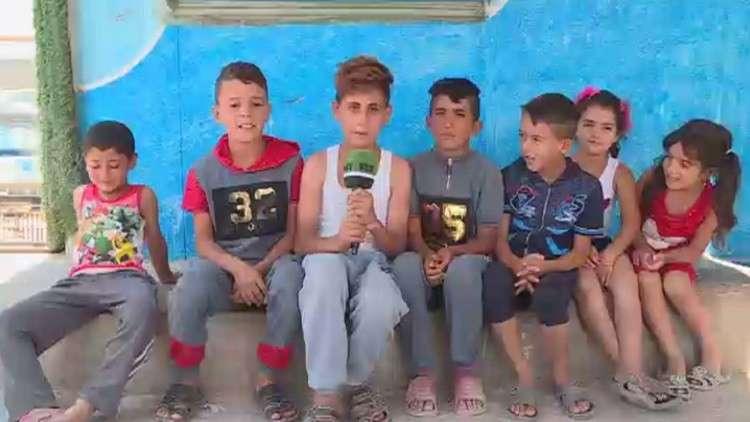 عائلات في الزعتري ترغب بالعودة لسوريا